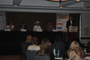 Always a crowd-favorite. The Producer Panel featured four producers from multi-generational farms.