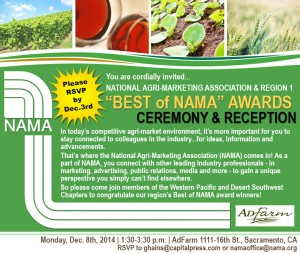 Invite-BestOfNAMAAwards
