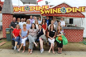 Midsouth at SwineDineMinMBBQFest2015 015
