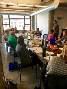 North Central Chapter Planning Mtg June 2016