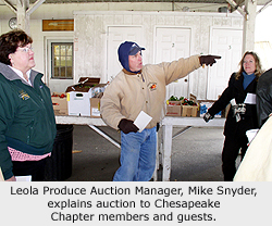 Leola Produce Auction
