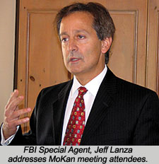 FBI Special Agent, Jeff Lanza